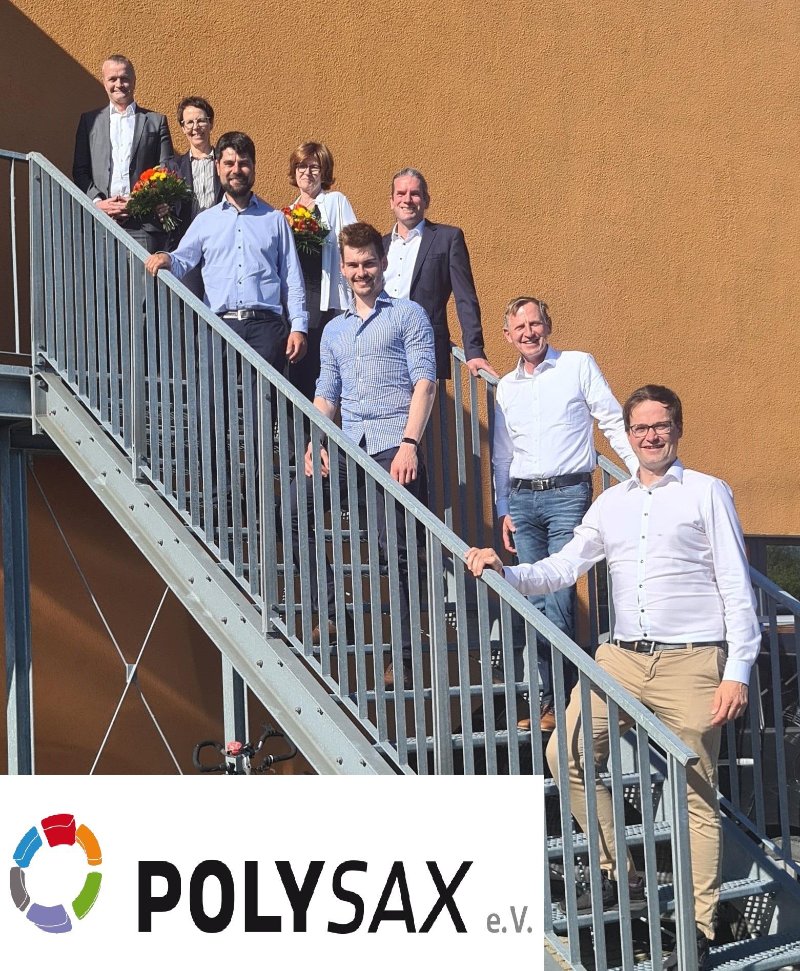 Neuer Vorstand des Polysax e.V. gewählt
